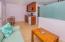 The living area in the Seahorse Condo