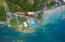 Aerial of Caribe Tesoro and the location of the Lionfish Condo