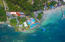 Aerial of Caribe Tesoro and the location of the Seahorse Condo
