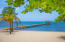 White sand beaches in Lawson Rock and a private dock which is perfect for snorkeling and sunsets!