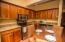 Beach Suite kitchen