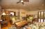 Penthouse lounge area