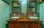 Master bathroom 2 vanity