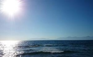 85 feet of Little Bight Beach, Utila,