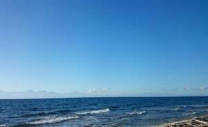 110 Feet of Beach Front at Lit, Utila,