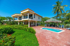 Ocean View Estate Home, Roatan,