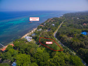 Lawson Rock ocean side, Lot 18 Lawson Rock, Roatan,