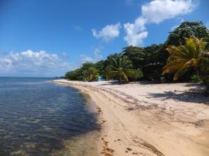 Beach Access Lot, Roatan,