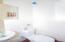 Bathroom in the studio apartment