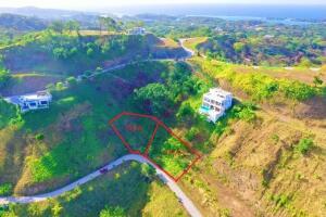 0.454 acres, Coral Views, Ocean view Lot 114A,&15A, Roatan,