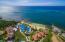 Aerial view of Pristine Bay's Club House