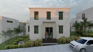 West End, Villela Hills 3 Bedroom Home, Roatan,