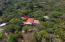 Aerial view of Jardines de Catalina and the new construction of building B