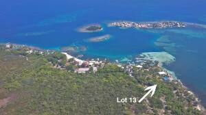 Jonathan Point, Southshore, Lot 13, Utila,