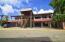 Cruise Ship dock, 6 unit Mall near Coxen Hole, Roatan,