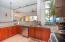 Luxury kitchen with high end appliances