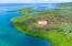 Man o War Cay, 12 acres with deep waterfront, Roatan,