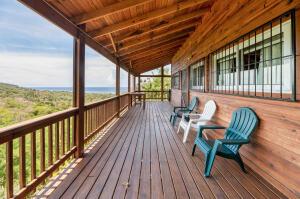 Top Ridge - Wesley Heights, Jungle island cottage, Roatan,