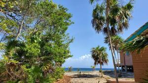 Beach Access Lot - Coral Beach, Utila,