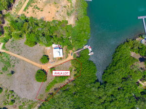 .50 of an acre in secluded neighborhood