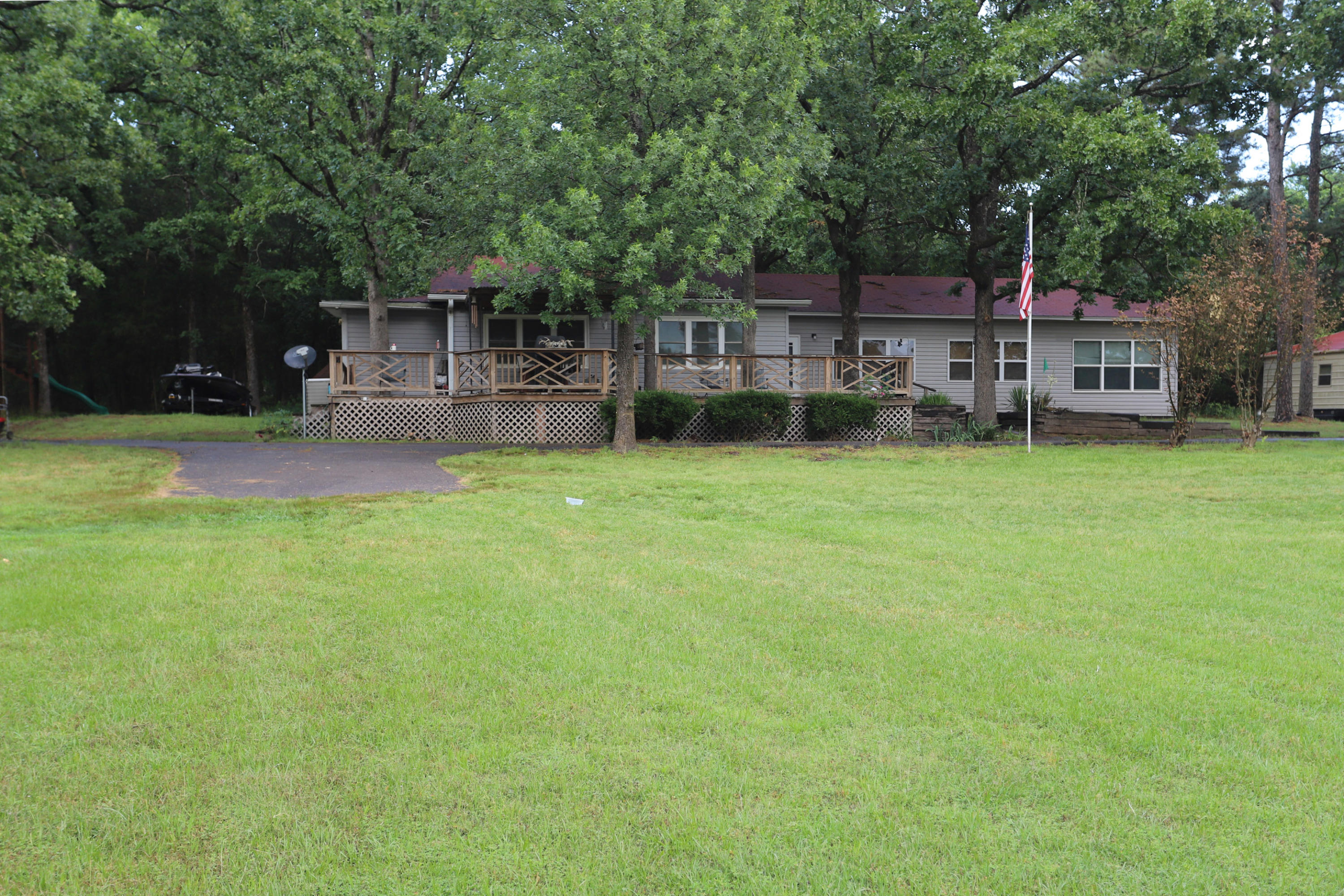 Large photo 1 of home for sale at 741 River Mountain Road, Delaware, AR