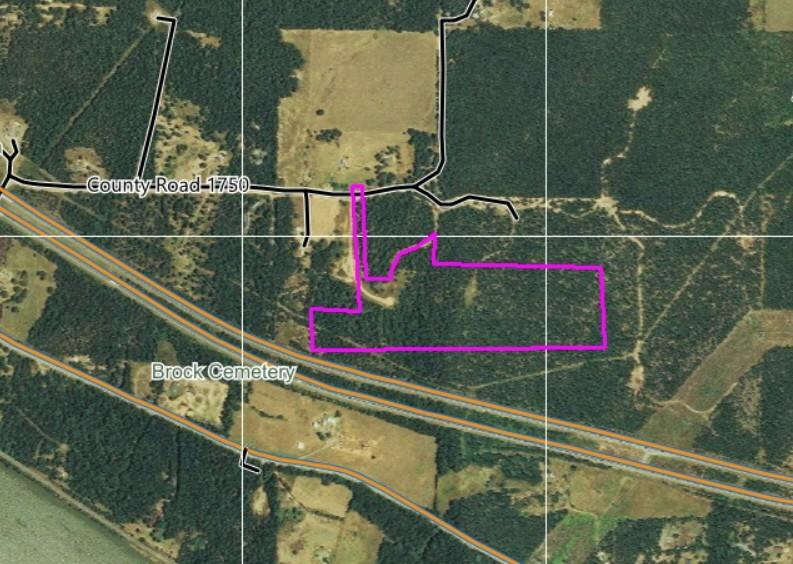 Large photo 1 of land for sale at  CR 1750 , London, AR, listed by Century 21 Glover Town and Country Realty
