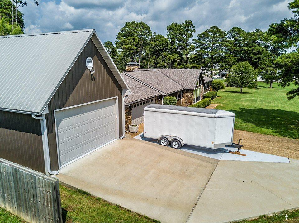 Large photo 38 of home for sale at 200 Skyline Vista Drive , Russellville, AR