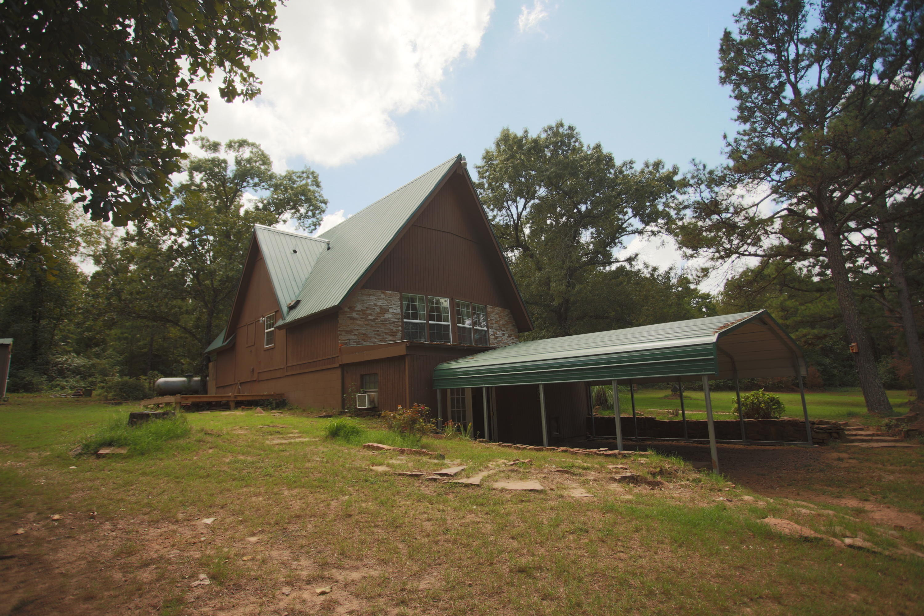 Large photo 1 of home for sale at 1314 CR 3020 , Hartman, AR