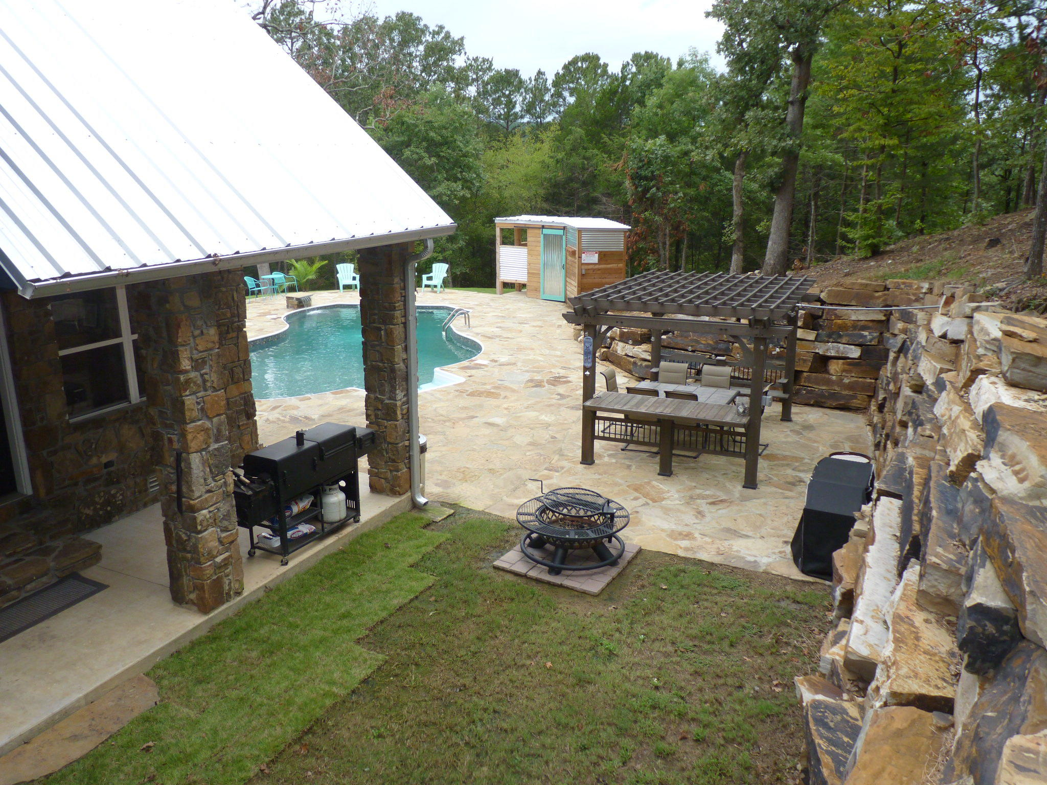 Large photo 5 of home for sale at 2171 State Hwy 393 , Delaware, AR