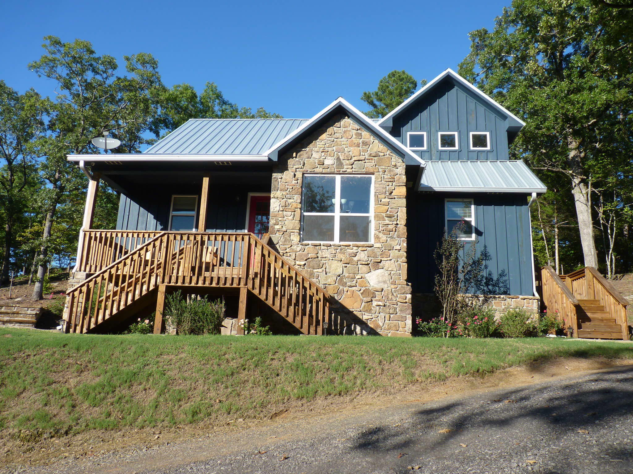 Large photo 1 of home for sale at 2171 State Hwy 393 , Delaware, AR