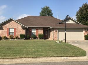 2108 S Tampa Court, Russellville, AR 72802