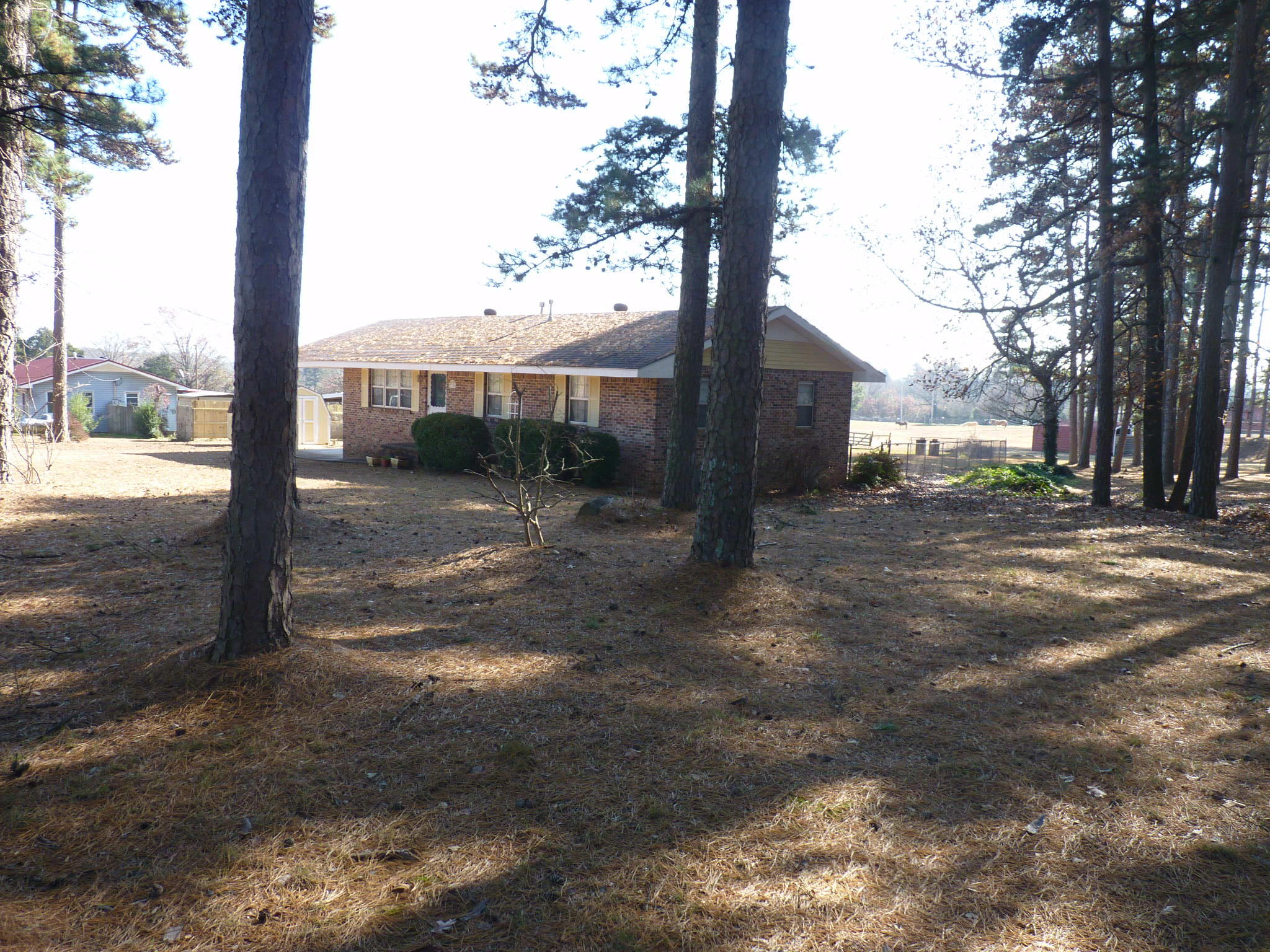 Large photo 2 of home for sale at 23756 AR-27 , Dardanelle, AR
