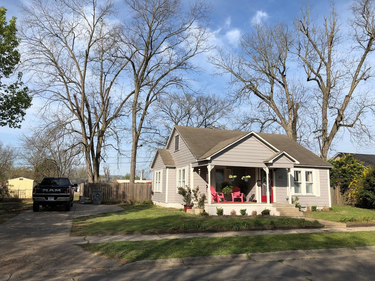 Large photo 1 of home for sale at 405 Front Street, Dardanelle, AR