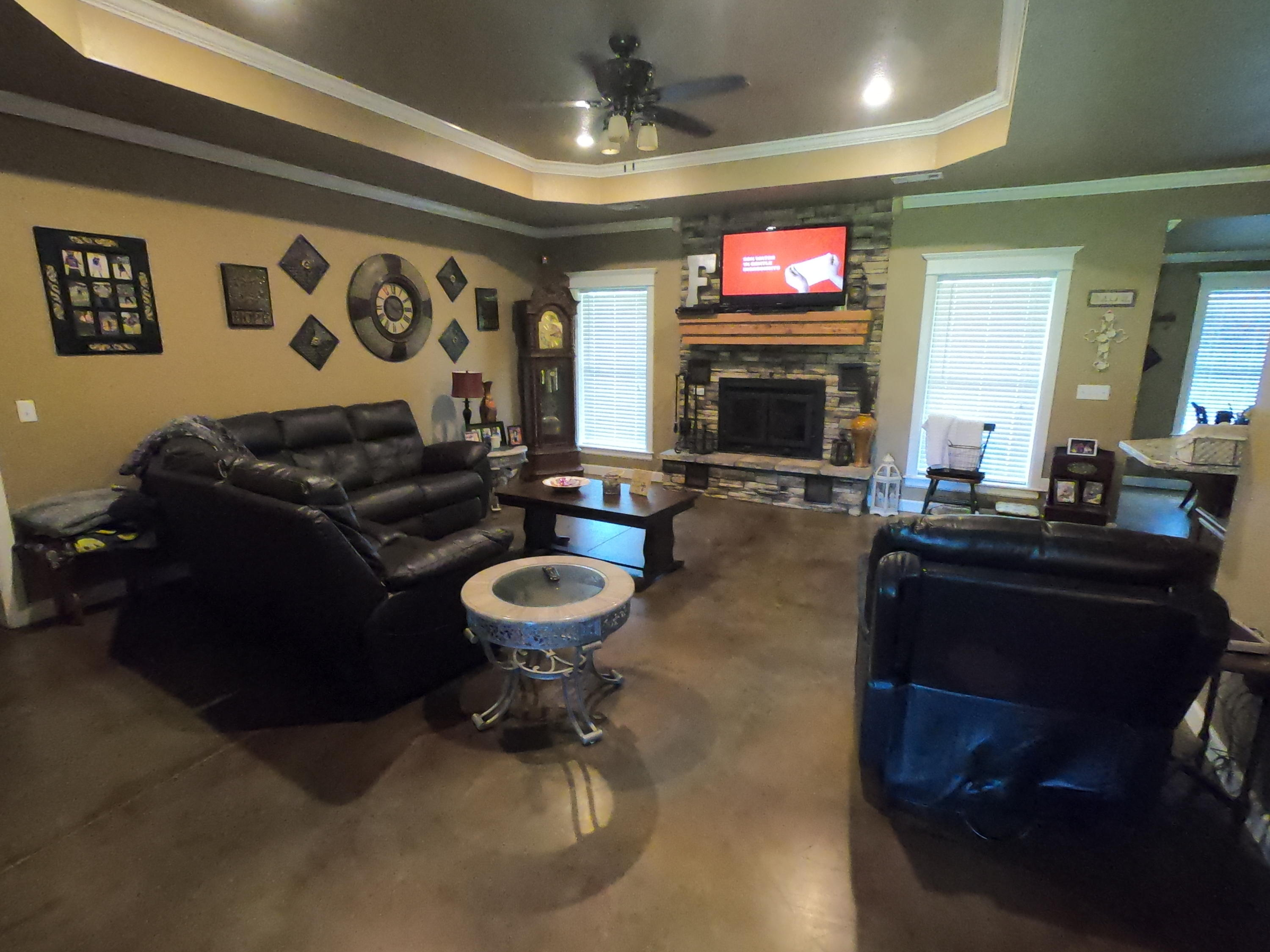 Large photo 3 of home for sale at 4489 Pine Ridge Road, Atkins, AR