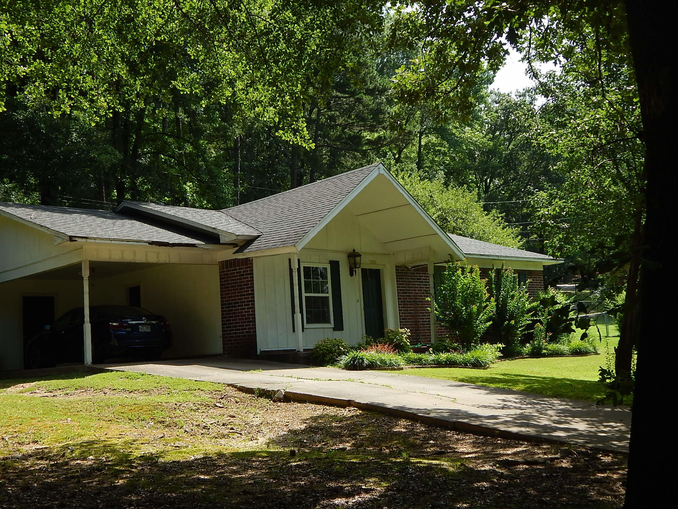 Large photo 3 of home for sale at 2106 Center Street, Dardanelle, AR