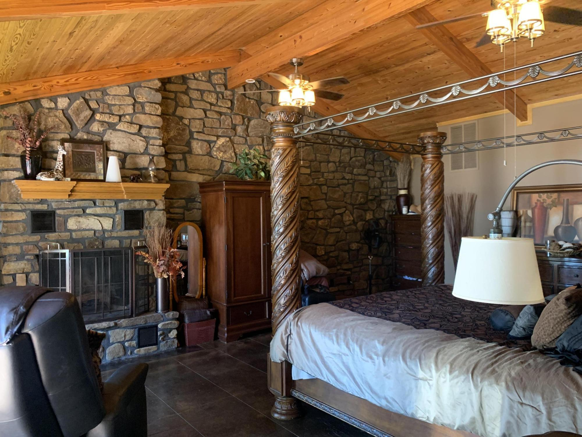 Large photo 23 of home for sale at 567 Round Mountain Road, London, AR
