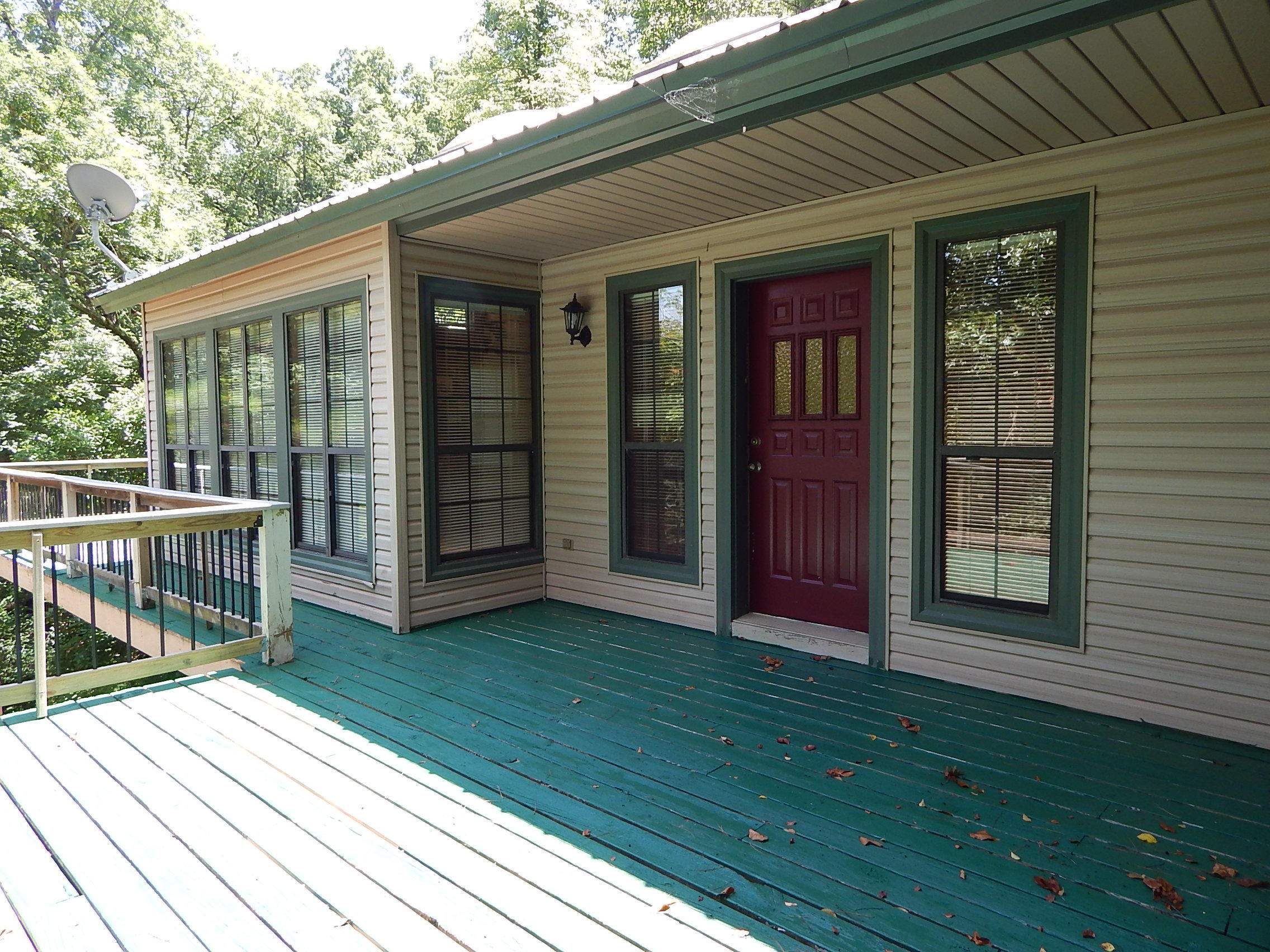 Large photo 1 of home for sale at 357 Tanner Road, Pottsville, AR