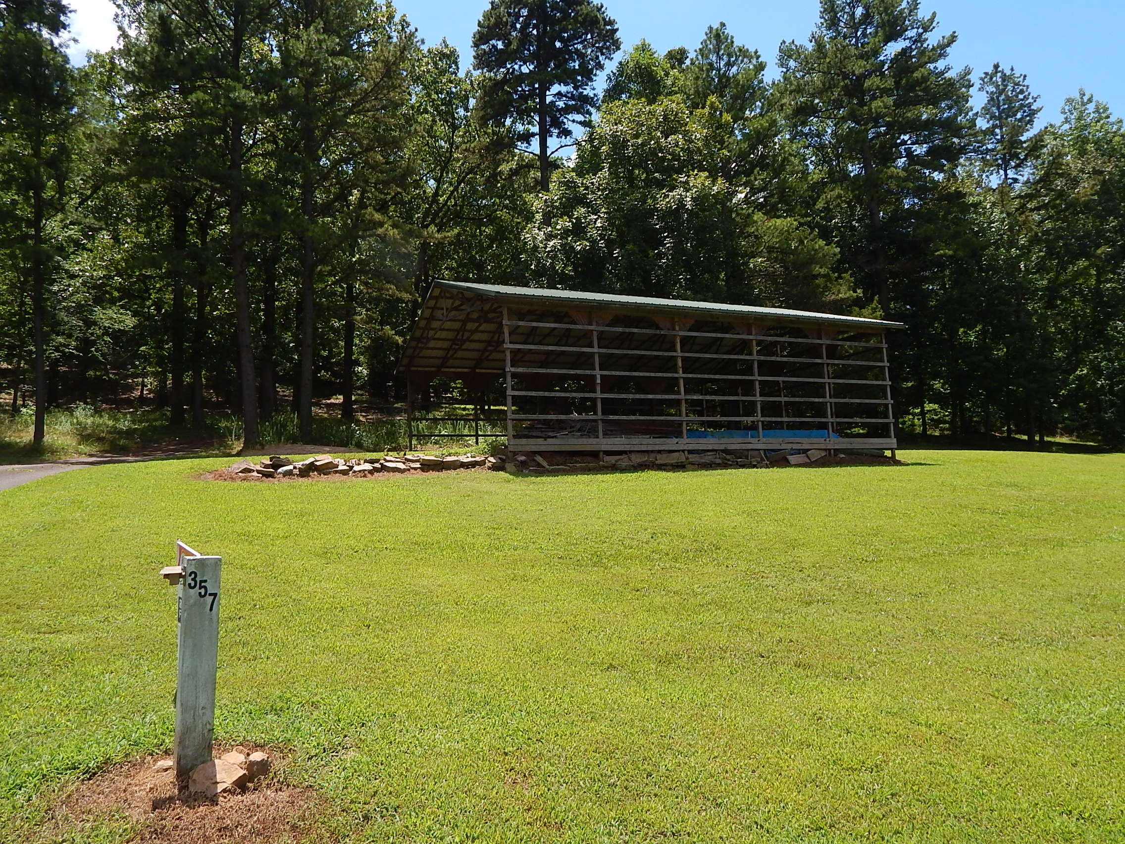 Large photo 8 of home for sale at 357 Tanner Road, Pottsville, AR