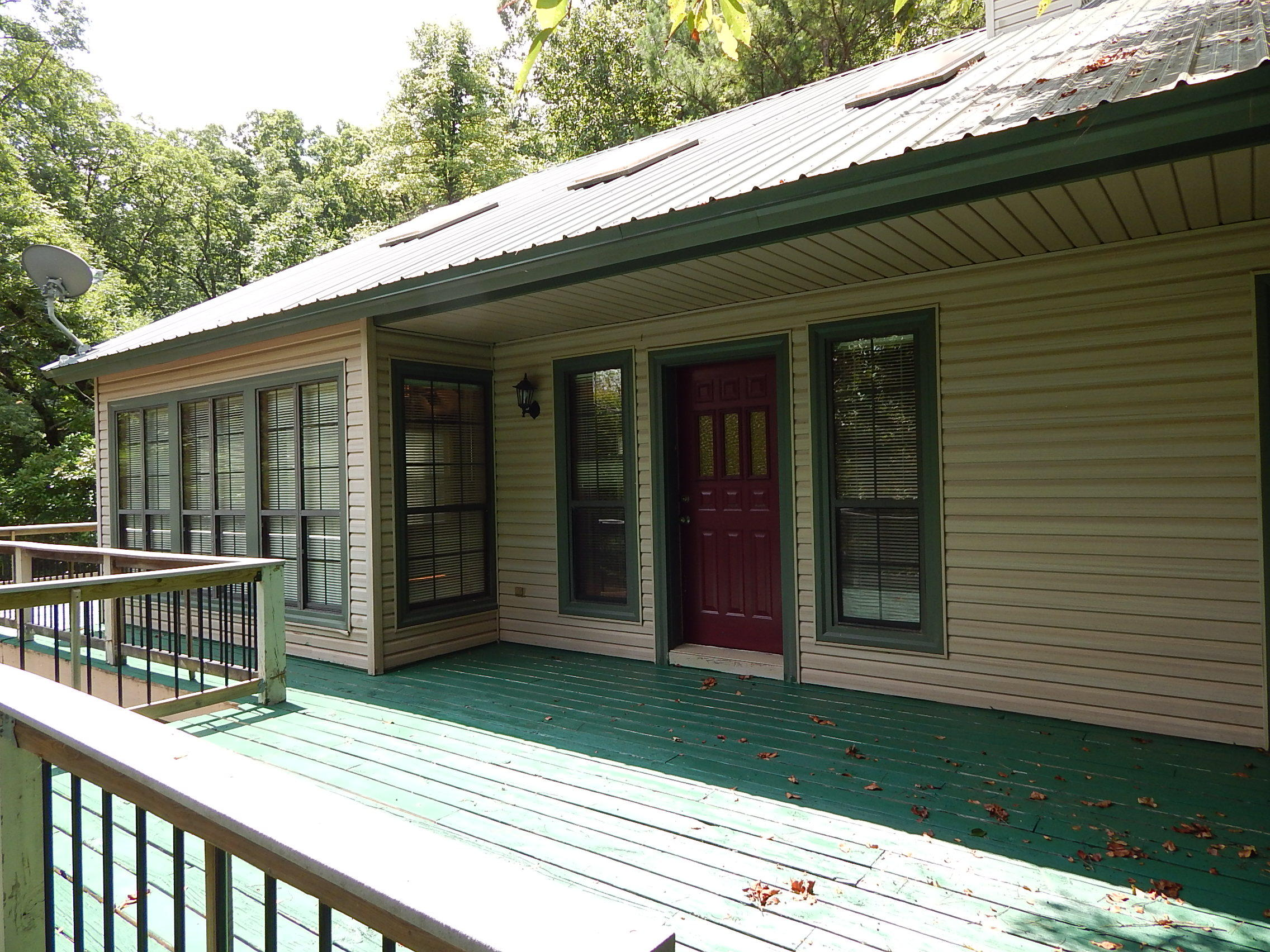 Large photo 43 of home for sale at 357 Tanner Road, Pottsville, AR