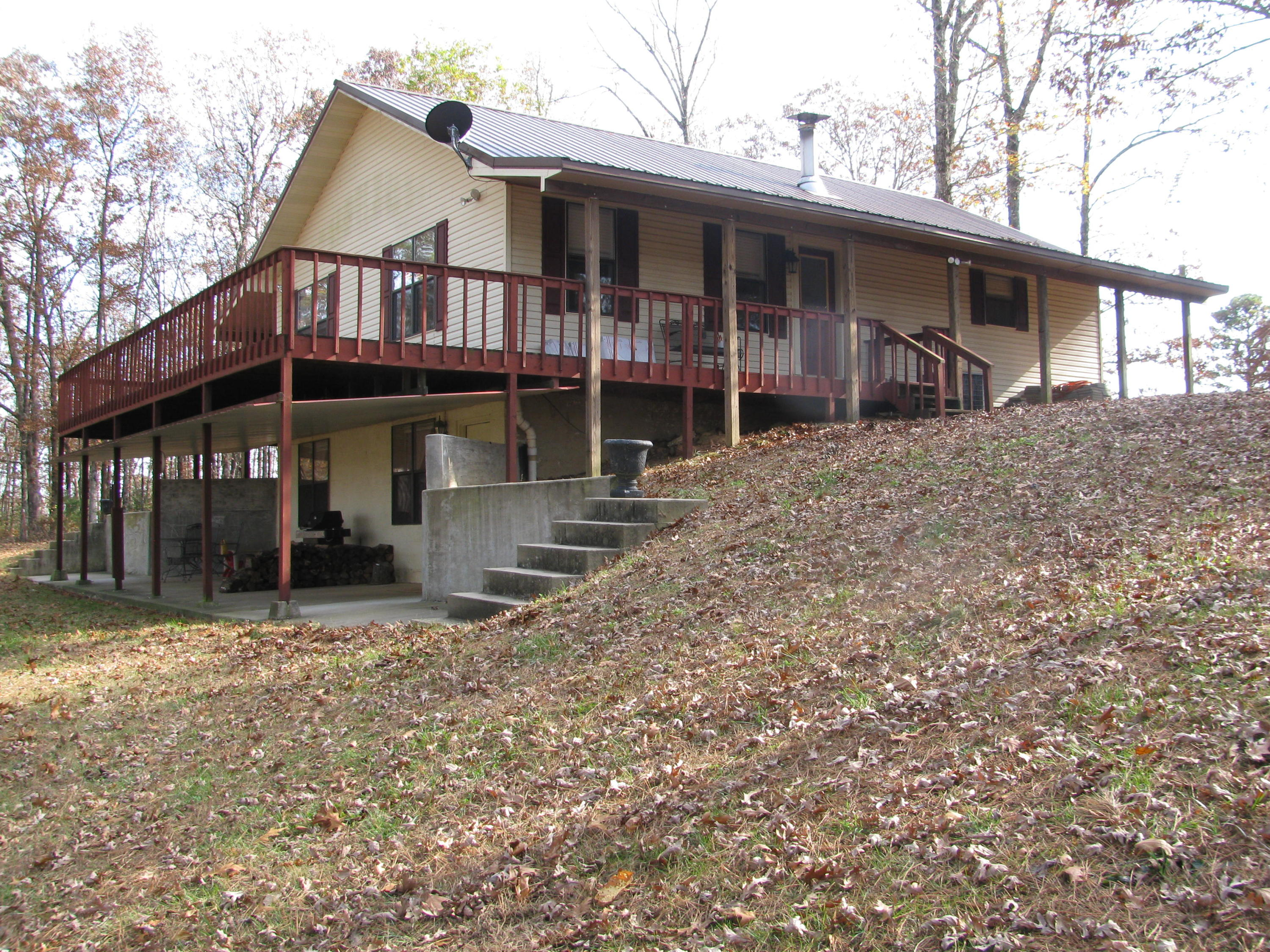Large photo 59 of home for sale at 2410 Dabney Road, Jerusalem, AR