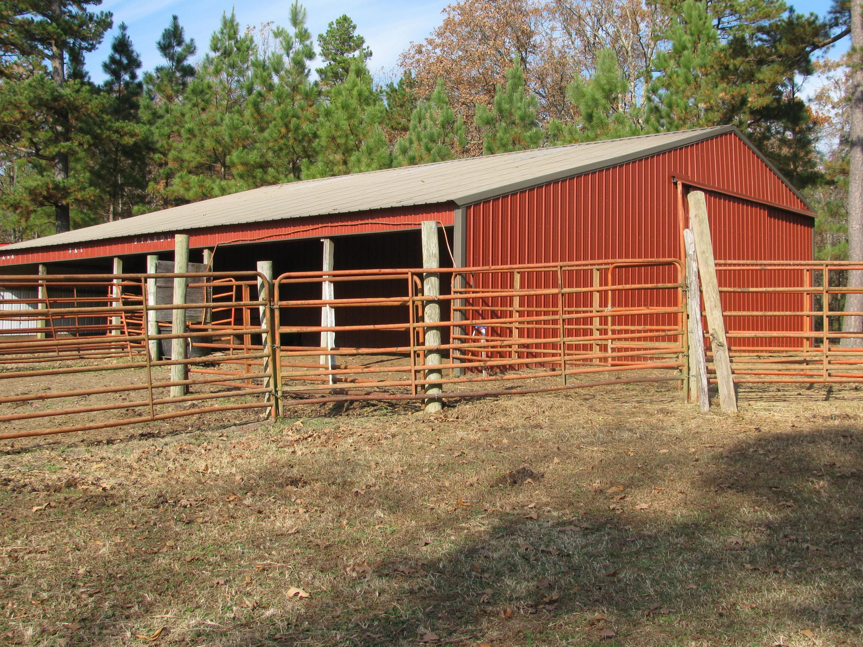 Large photo 61 of home for sale at 2410 Dabney Road, Jerusalem, AR