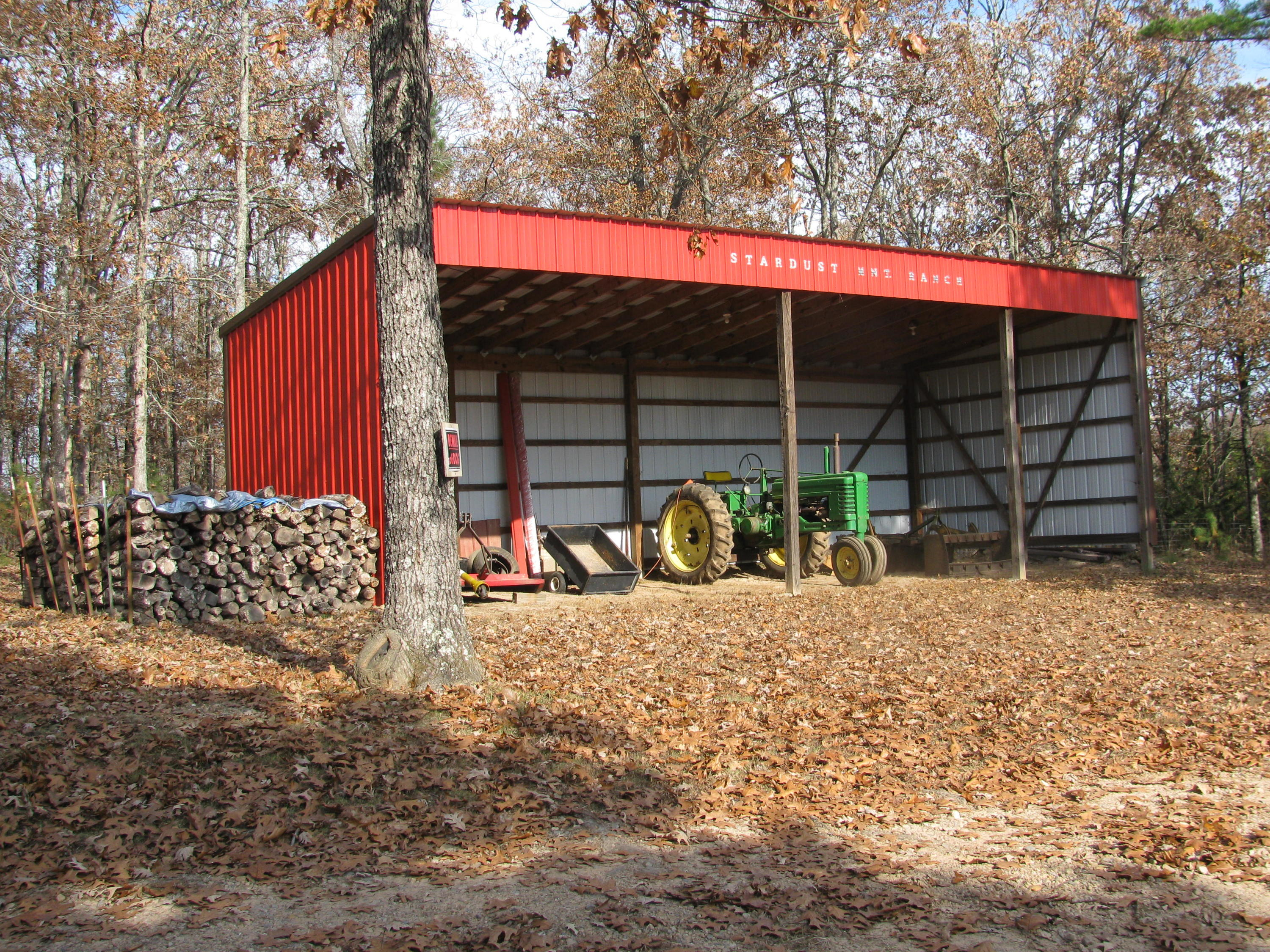 Large photo 7 of home for sale at 2410 Dabney Road, Jerusalem, AR
