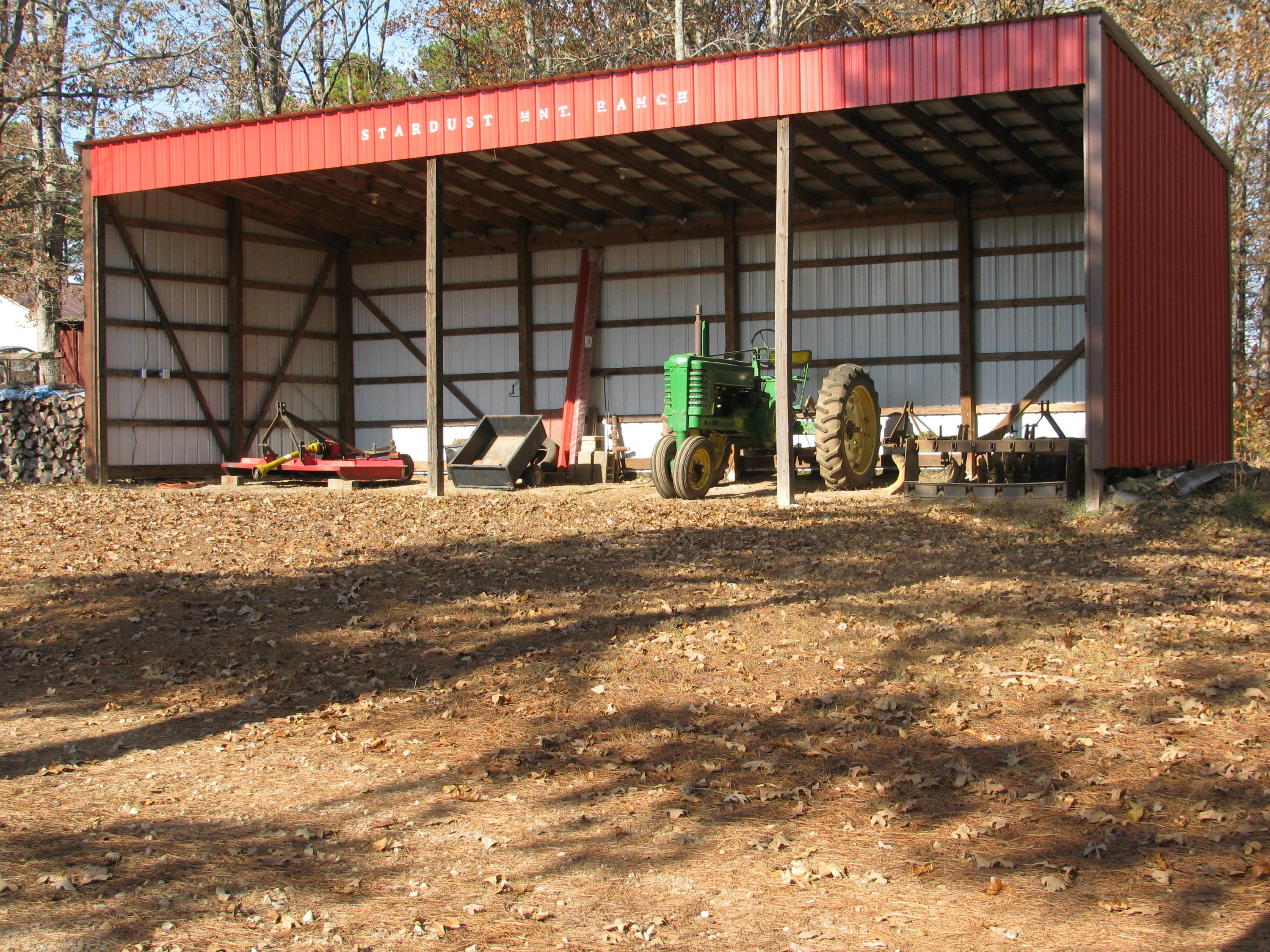 Large photo 64 of home for sale at 2410 Dabney Road, Jerusalem, AR
