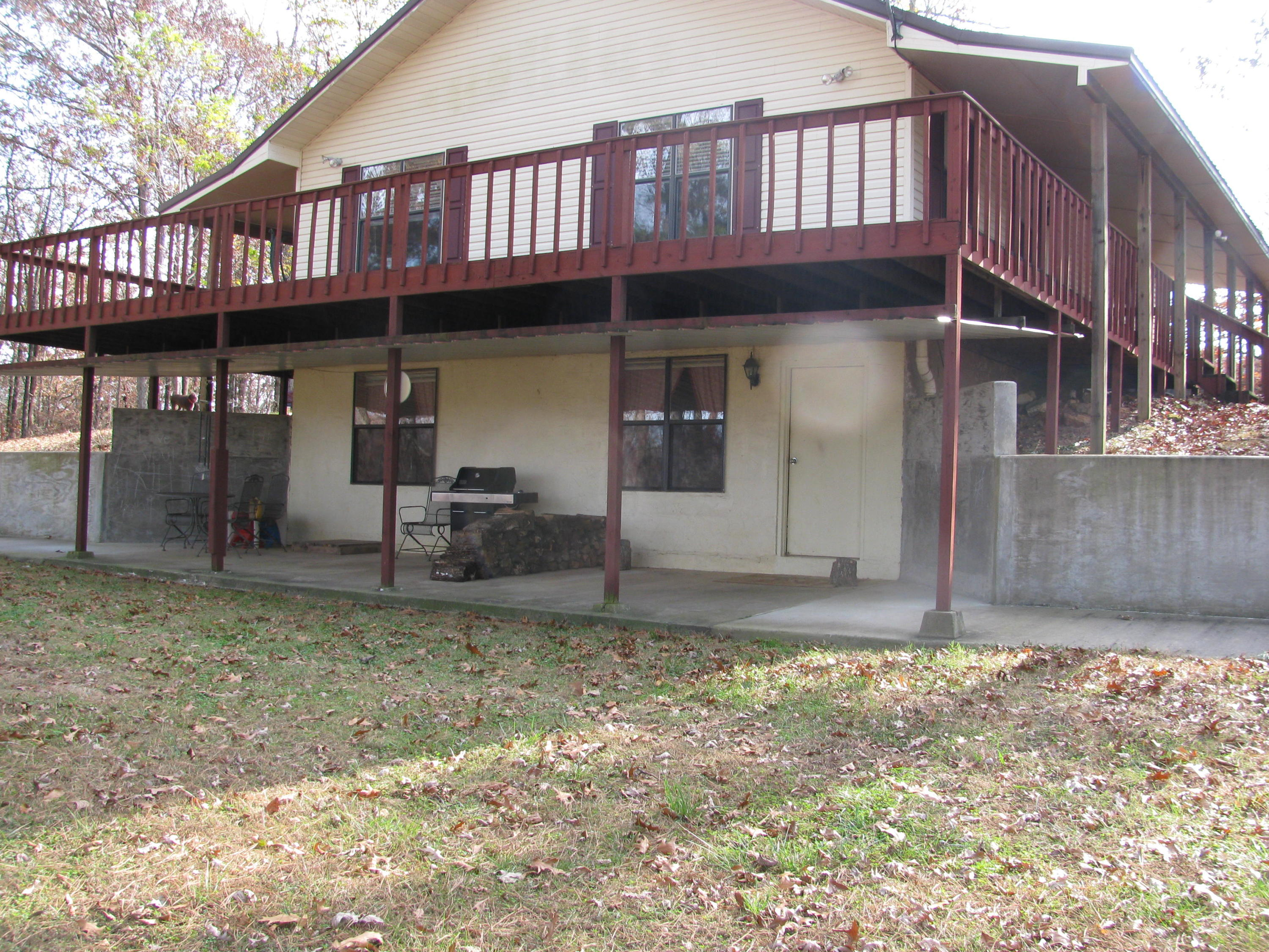 Large photo 1 of home for sale at 2410 Dabney Road, Jerusalem, AR
