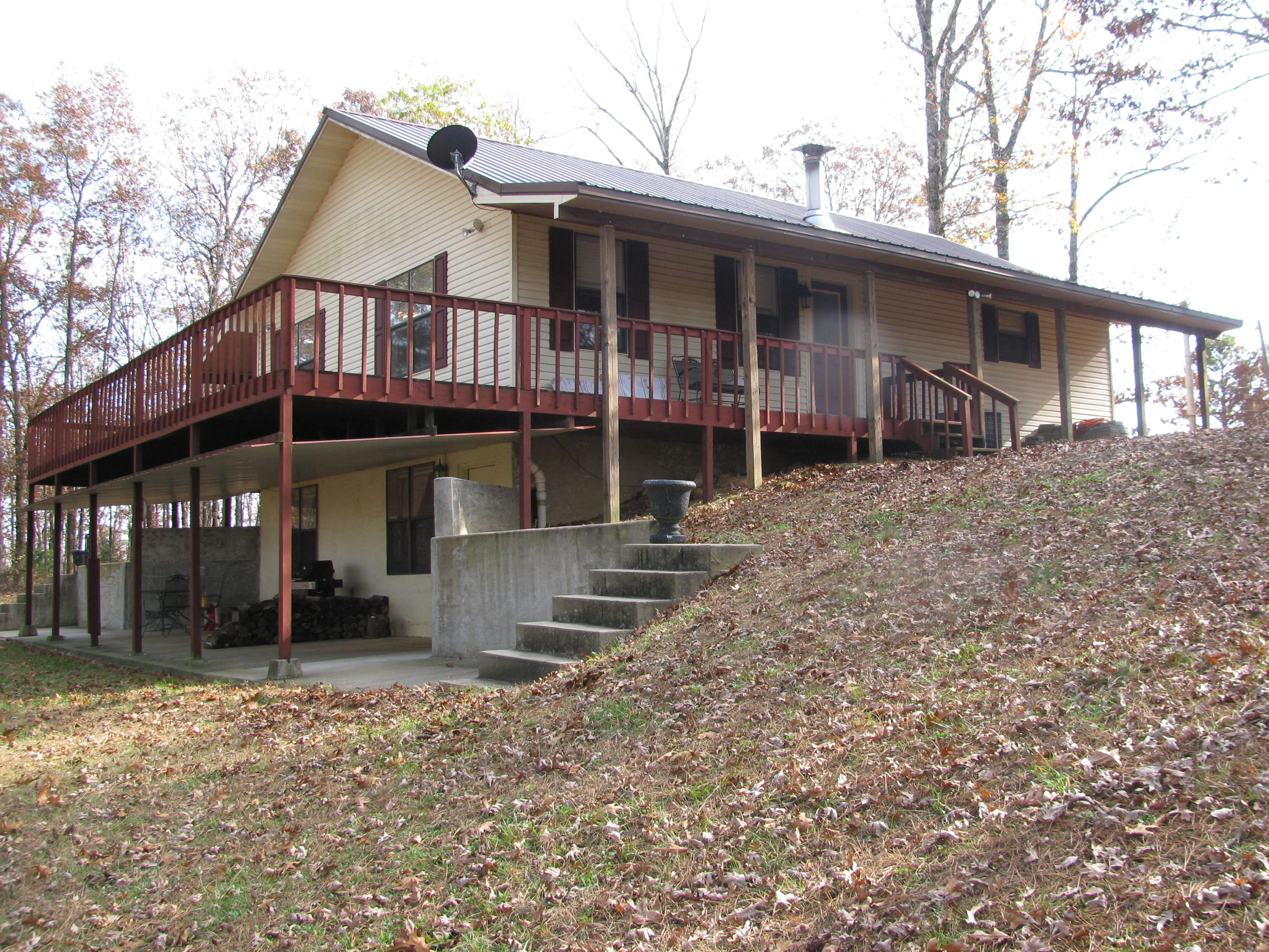 Large photo 34 of home for sale at 2410 Dabney Road, Jerusalem, AR