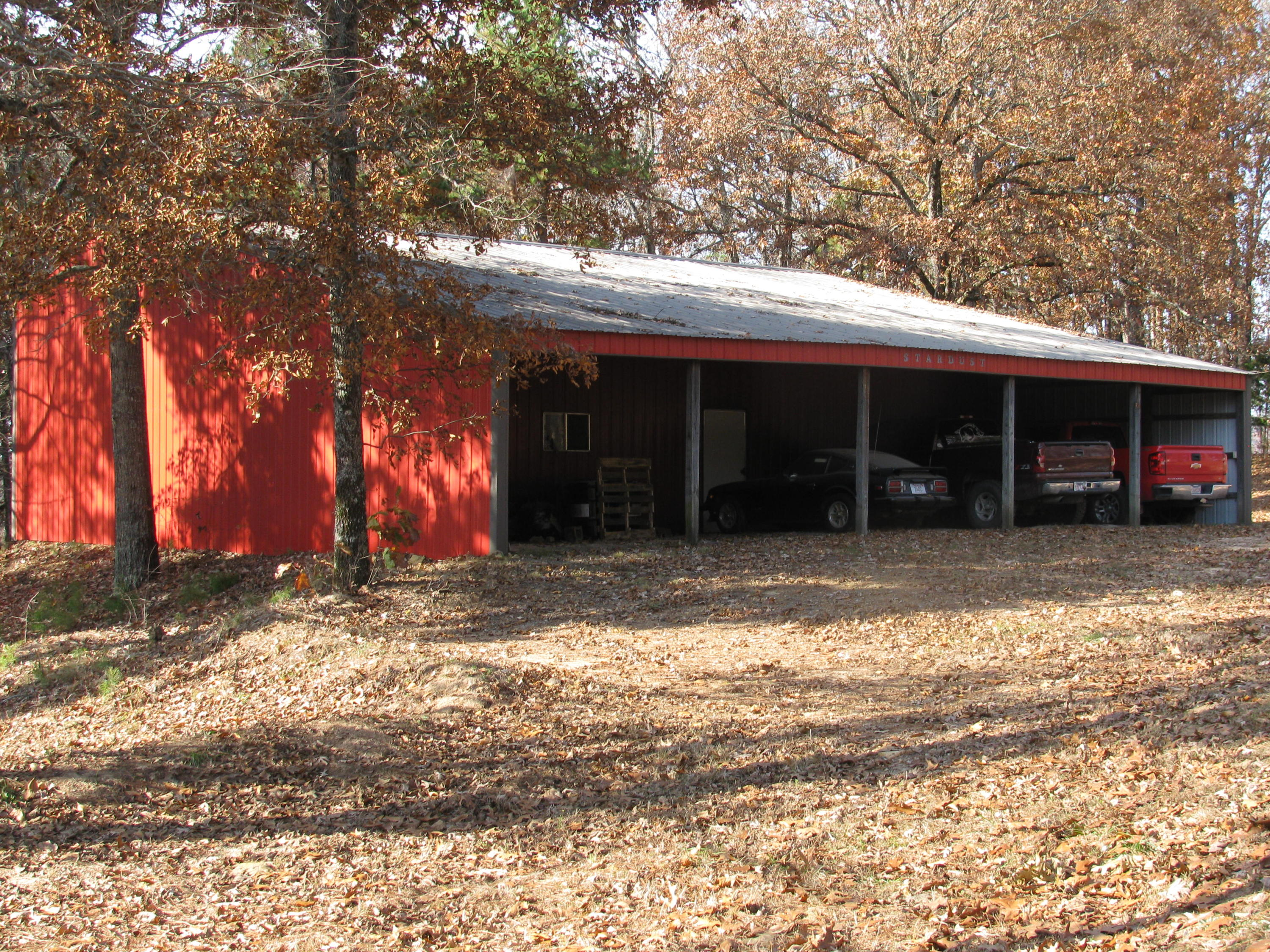 Large photo 8 of home for sale at 2410 Dabney Road, Jerusalem, AR