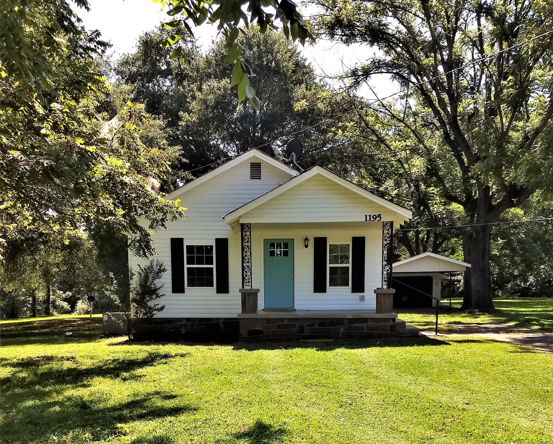 Large photo 1 of Lamar home for sale at 1195 Main Street, Lamar, AR