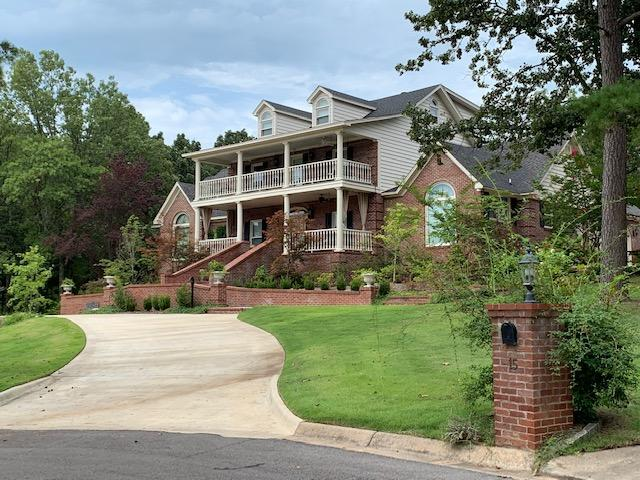Large photo 1 of home for sale at 15 Rim Rock Road, Russellville, AR