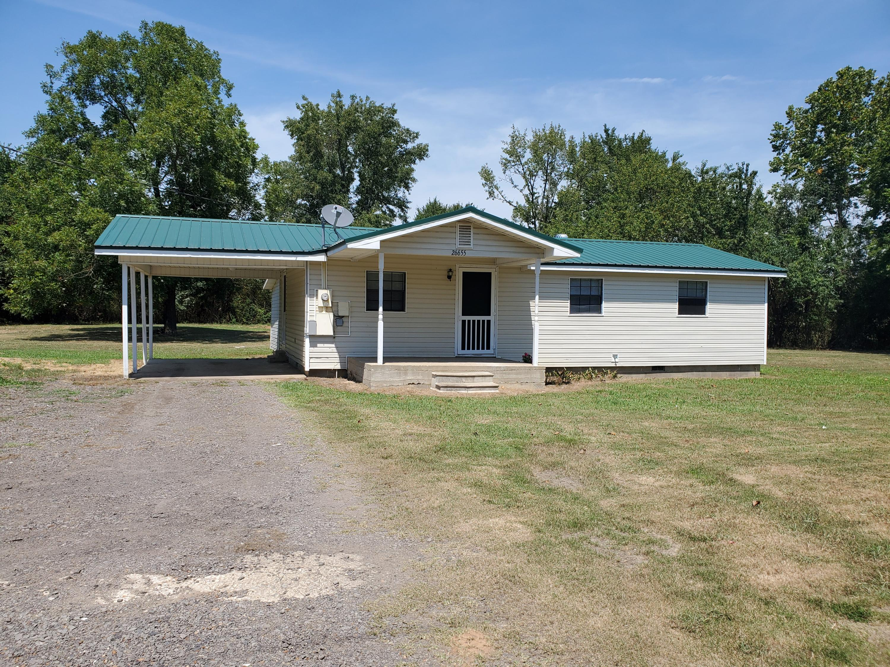 Large photo 1 of home for sale at 26655 AR-27 , Dardanelle, AR