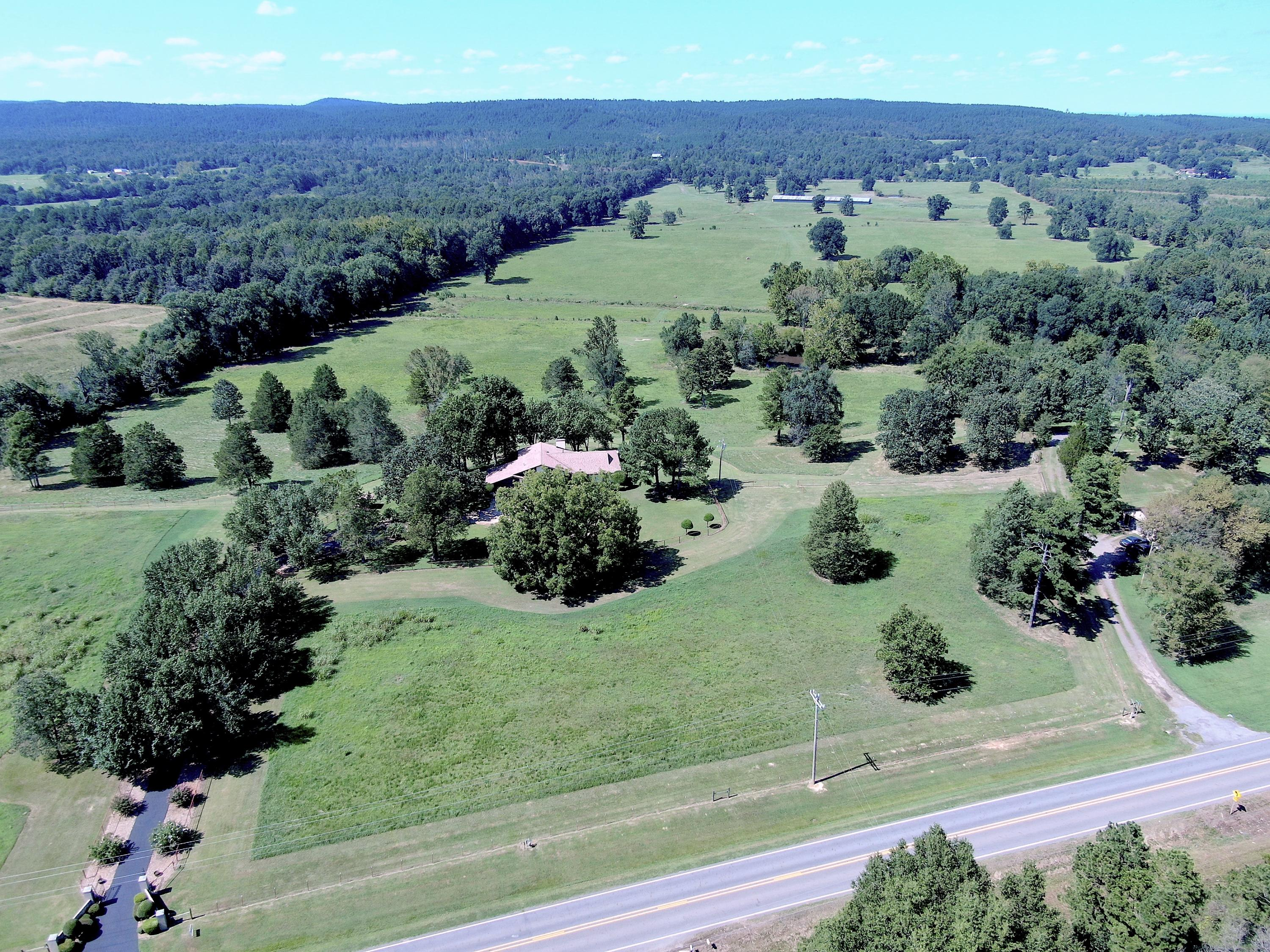 Large photo 16 of home for sale at 18015 E. State Highway 28 +40 acres , Ola, AR